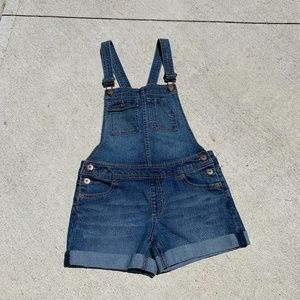 Lucky Brand Overalls Size 14 Girls Never Worn